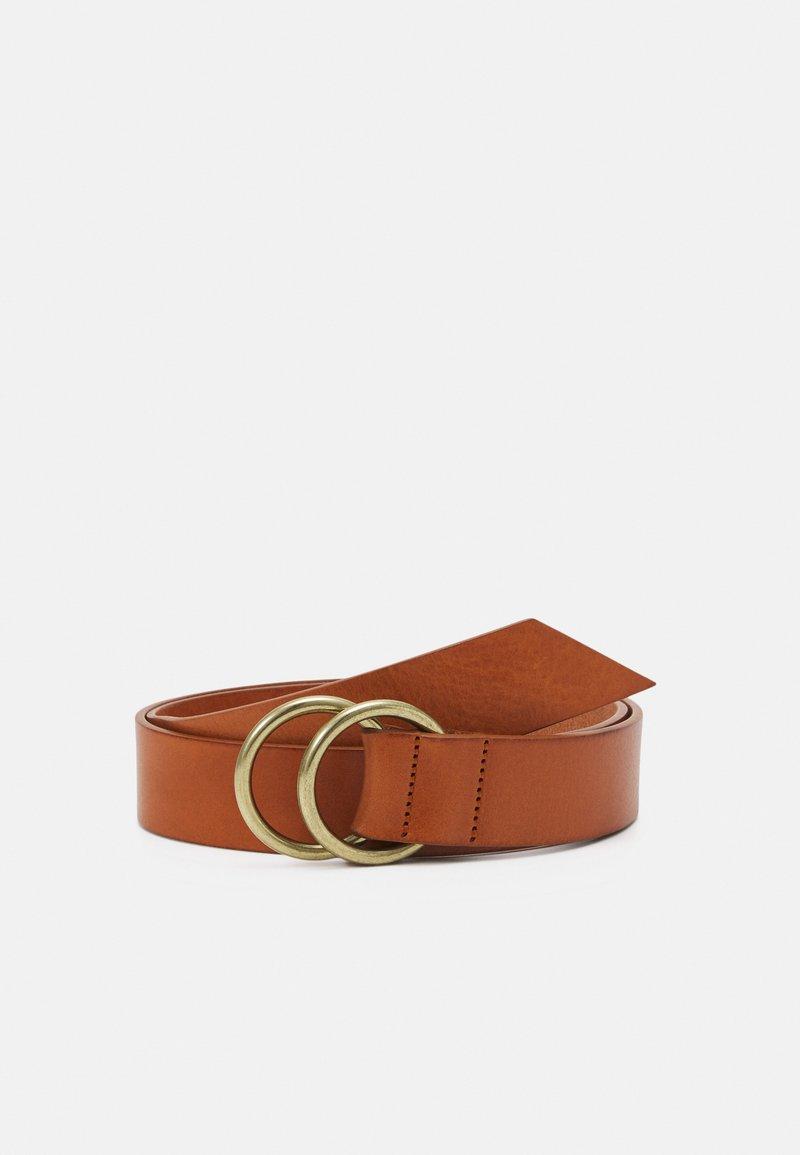 CLOSED - BELT - Belt - cinnamon