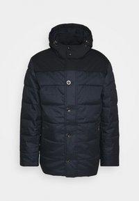 Hackett London - CLASSIC PUFFER - Winter jacket - navy - 5