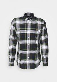 Polo Ralph Lauren - OXFORD - Shirt - navy/white - 4