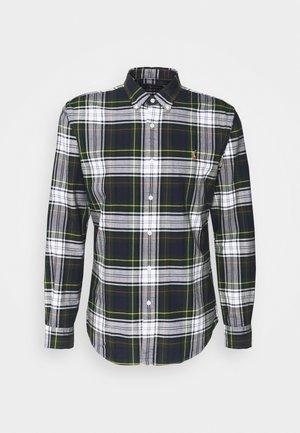 OXFORD - Shirt - navy/white