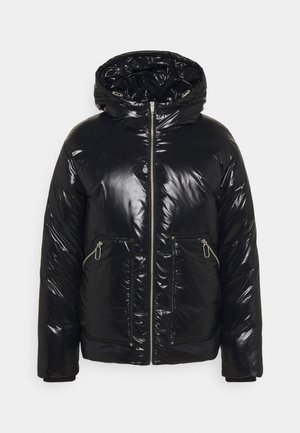 DOUDOUNE - Down jacket - black