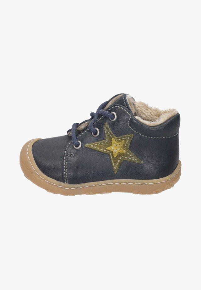 LAUFLERN - Baby shoes - see/assenzio