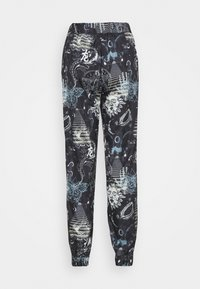 Missguided - COSMIC - Tracksuit bottoms - navy - 1