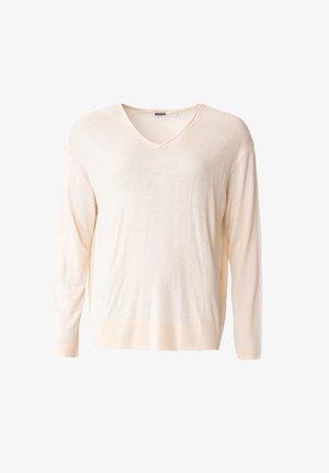 ARIANA - Stickad tröja - offwhite