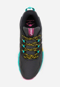 ASICS - GEL-FUJITRABUCO 8 - Trail running shoes - black/white - 3