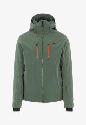 RICK SKI JACKET - Ski jacket - thyme green