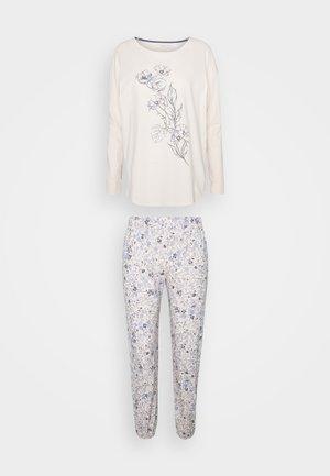 SET - Pyjama set - pearl beige