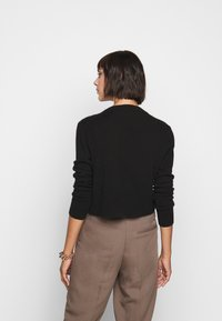 FTC Cashmere - CARDIGAN - Cardigan - moonless night - 2