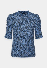 Lindex - LOREEN - Print T-shirt - light blue - 0