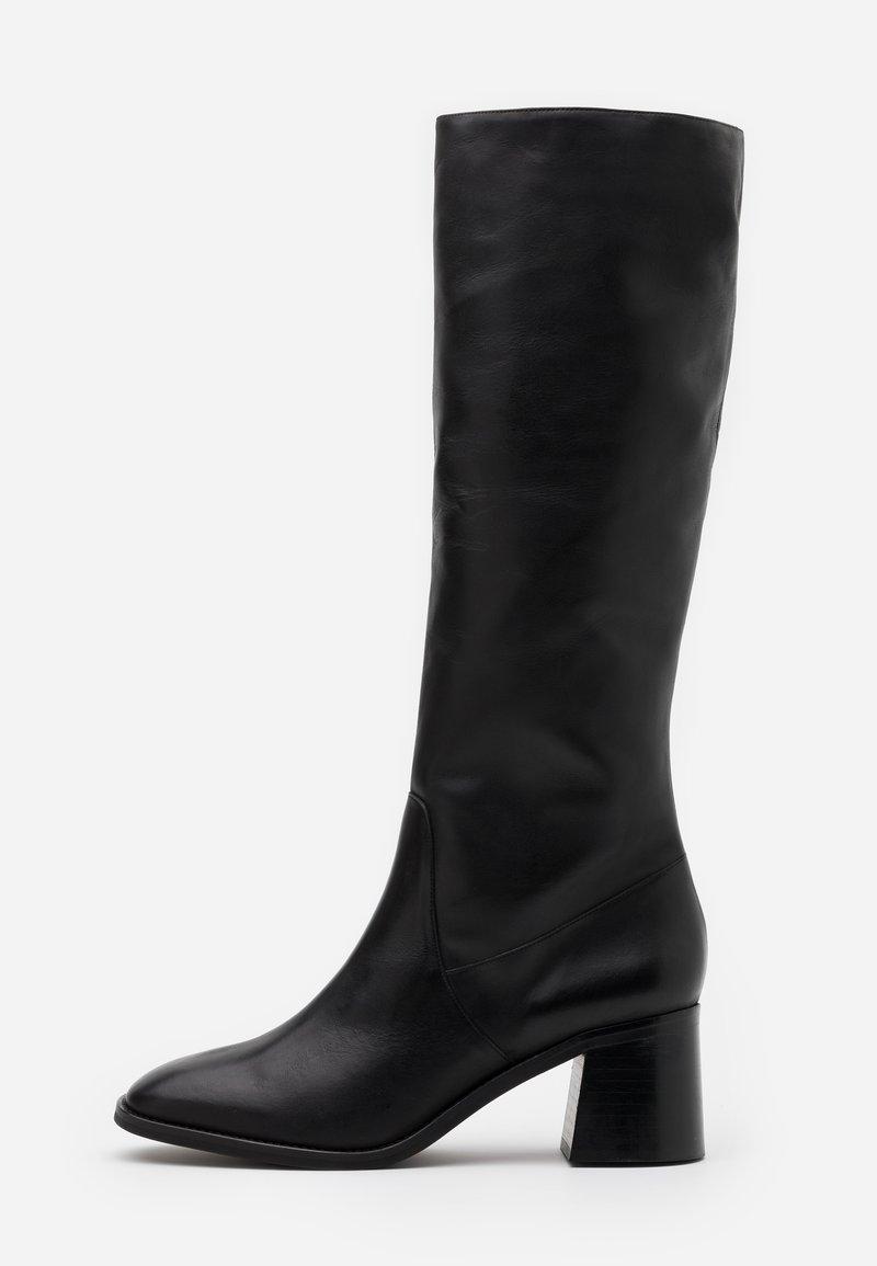 Jonak - DORUNI - Vysoká obuv - noir