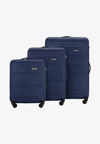 Wittchen - SET - Luggage set - marineblau - 1