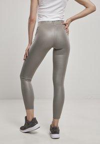 Urban Classics - Leggings - Trousers - asphalt - 2