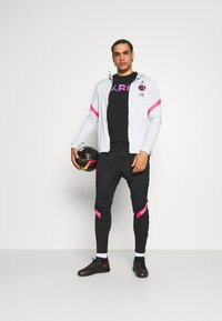 Nike Performance - PARIS ST GERMAIN DRY TRACKSUIT - Squadra - pure platinum/black/hyper pink - 1