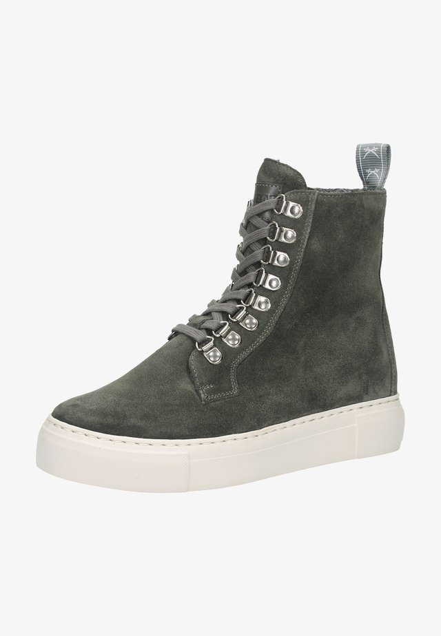 Ankle boots - dunkelgrau 31