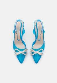 BEBO - BEAUTY - Klasické lodičky - blue - 5