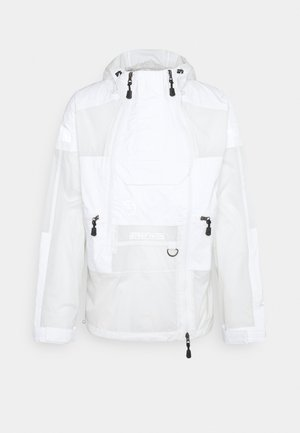 STEEP TECH LIGHT RAIN JACKET - Impermeabile - white