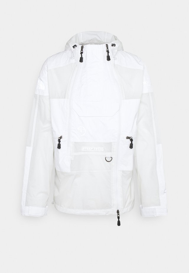 STEEP TECH LIGHT RAIN JACKET - Regnjakke / vandafvisende jakker - white