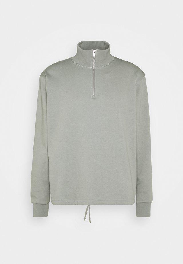 ROD HALFZIP  - Sweatshirt - grey