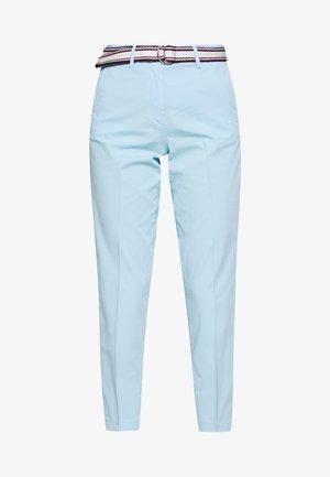 SLIM PANT - Stoffhose - sail blue