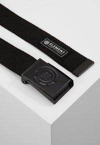 Element - BEYOND BELT - Belt - black - 1