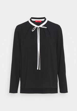 CIMONAS - Blouse - black
