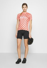 Ziener - ENTI X FUNCTION - Sports shorts - black - 1