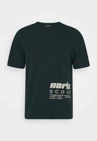 CLEAN ARTWORK  - Print T-shirt - arctic teal