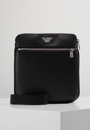 Across body bag - black/black