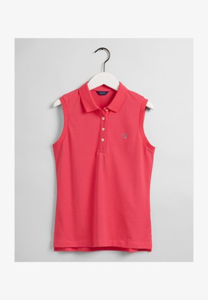 Poloshirt - watermelon red