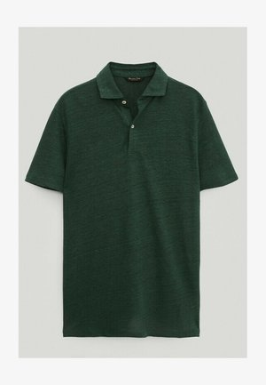 Polo shirt - evergreen