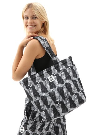 VANS x OPENING CEREMONY TOTE - Shopping bag - black