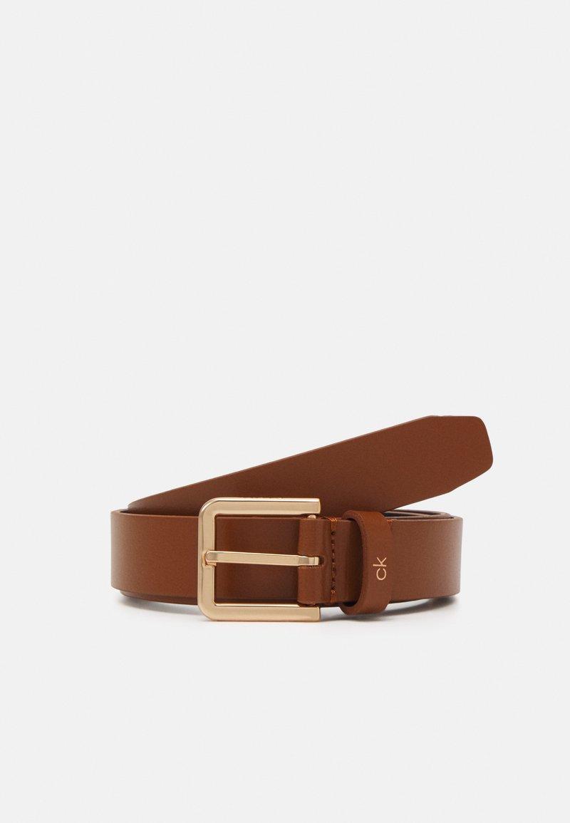 Calvin Klein - MUST FIX BELT - Belt - brown
