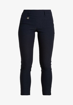 MAGIC HIGH WATER - Pantalon classique - navy
