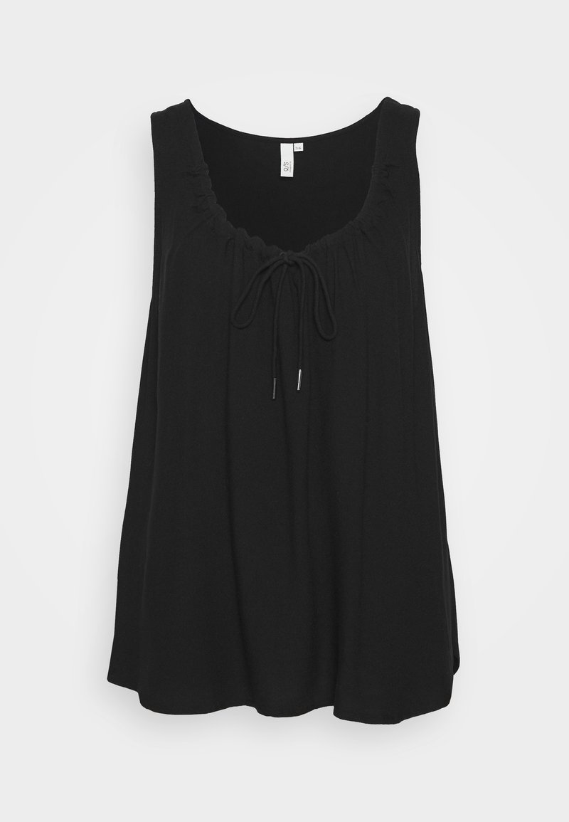 QS by s.Oliver - Blouse - black