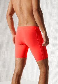 Superdry - Shorts da mare - neon red - 2