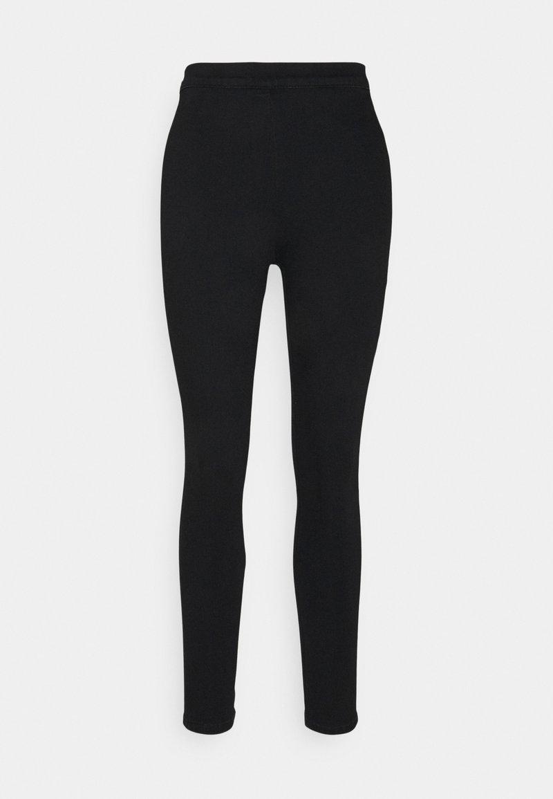 Pepe Jeans - KATE - Jeggings - black rinse powerflex