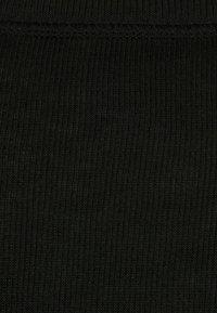 ODLO - CREW NECK WARM KIDS - Undershirt - black - 2