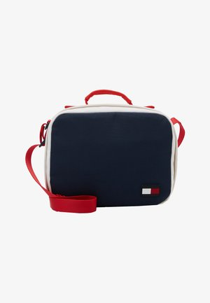 CORE LUNCH BOX - Across body bag - blue