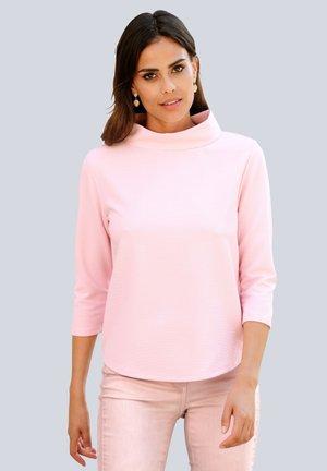 Long sleeved top - rosé
