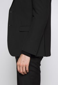 Limehaus - SUIT SLIM FIT - Costume - black - 10