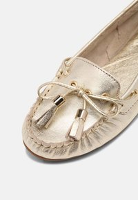 Anna Field - LEATHER - Moccasins -  gold - 7
