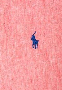 Polo Ralph Lauren - SLIM FIT LINEN SHIRT - Camicia - salmon - 2