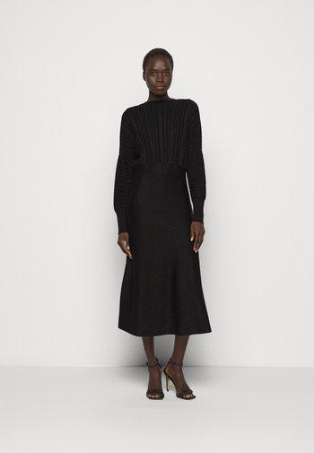 PROCIDA - Robe pull - black