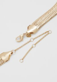 ALDO - ANDALUSIA - Ketting - black on gold - 2