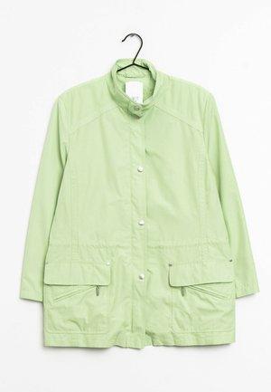 Korte jassen - green