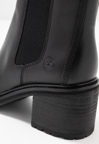 Timberland - SIENNA HIGH CHELSEA - Classic ankle boots - black - 2