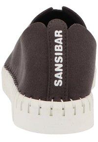 Sansibar Shoes - Półbuty wsuwane - dunkelgrau - 2
