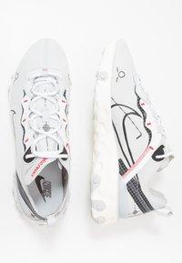Nike Sportswear - REACT 55 - Sneakers - grey/ black - 1