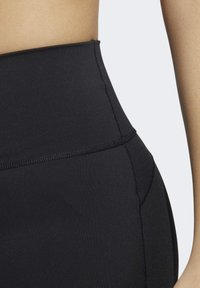 adidas Performance - SHORT - Tights - black - 4