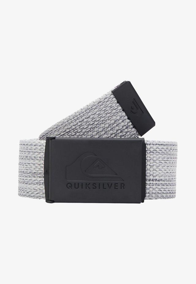 PRINCIPAL SCHWACK  - Belt - heather grey